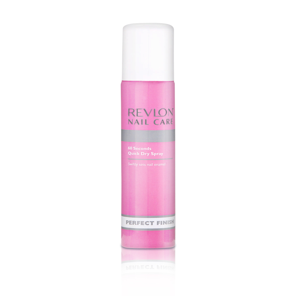 Revlon Nail Care 60 Seconds Quick Dry Spray