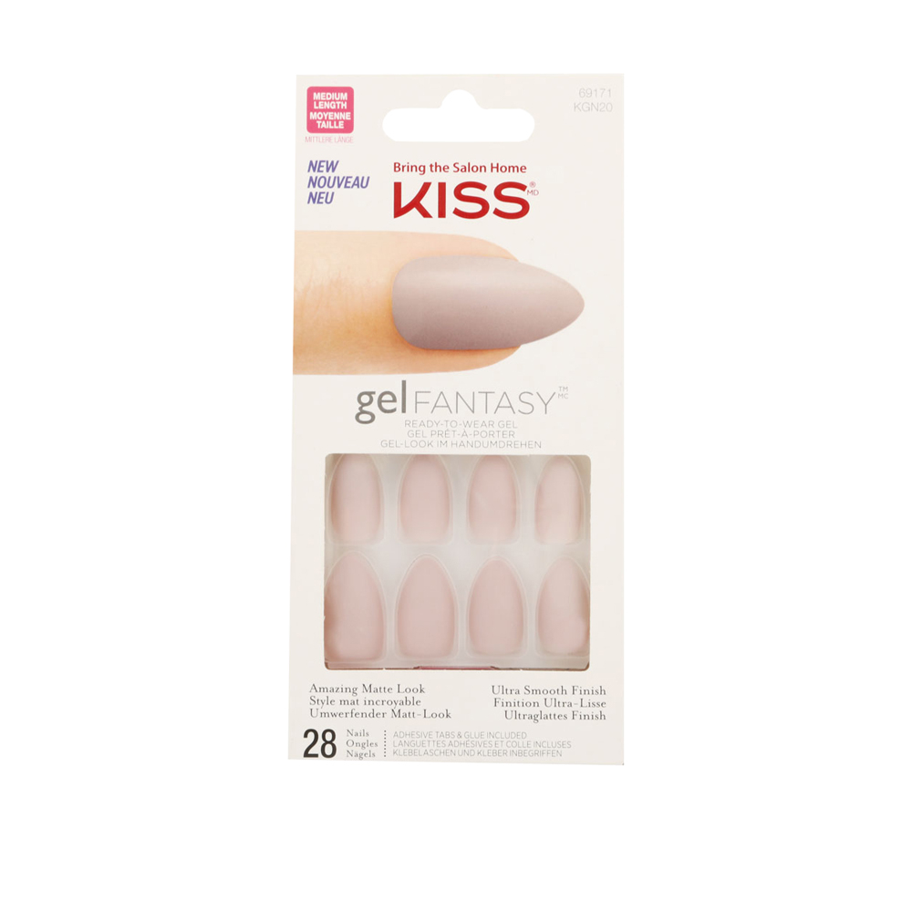 Kiss Gel Fantasy Wait n See