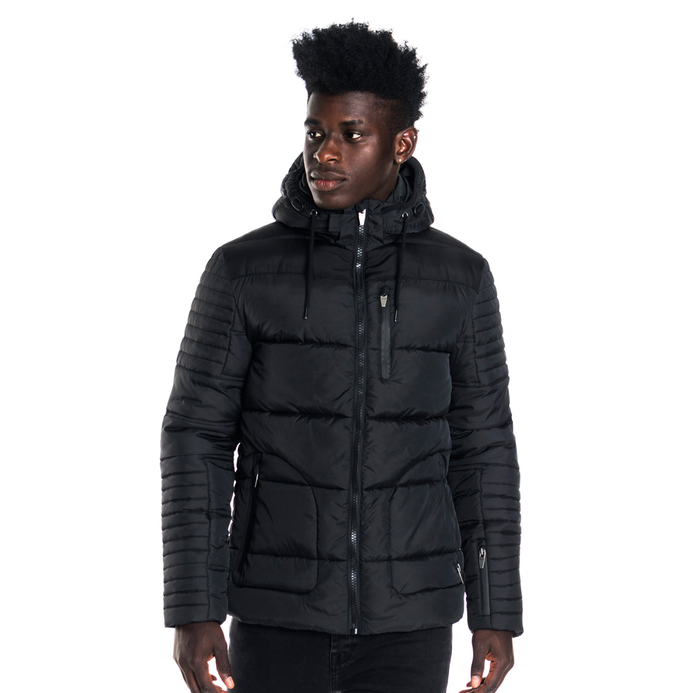 92ca410301f MKM CASUAL QUILTED PUFFER JACKET. 020203AAIO9