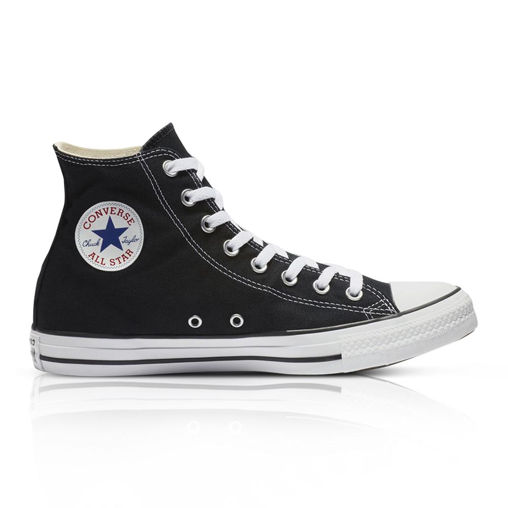 e9da46ef Converse Men's Chuck Taylor All Star High Black Sneaker. 061014AAAA0