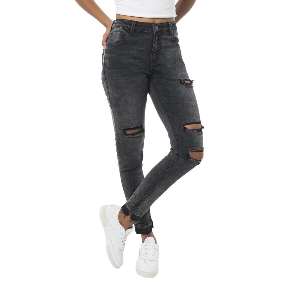 e60224f7ab1 Redbat. 061132AABX8. R 499.00. Redbat women s raw hemline super skinny jeans  ...