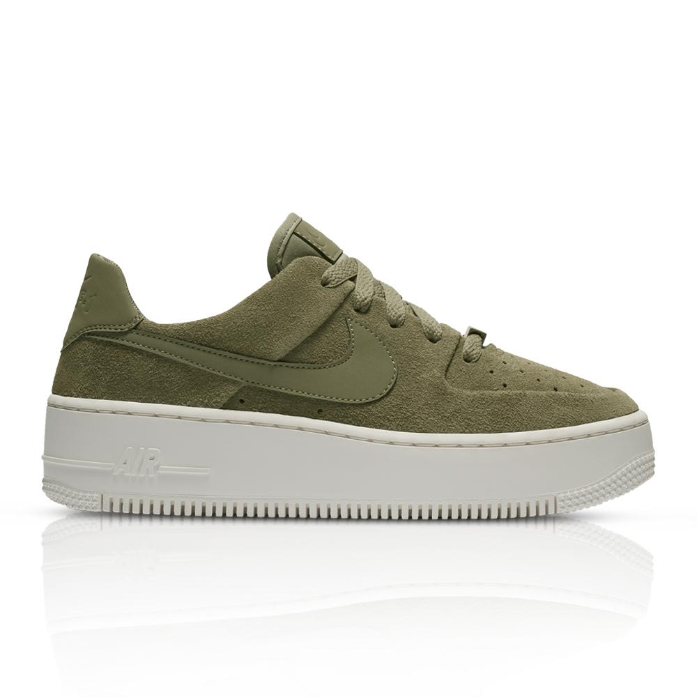 197b812b3 Nike Women's Air Force 1 Sage Low Fatigue Sneaker