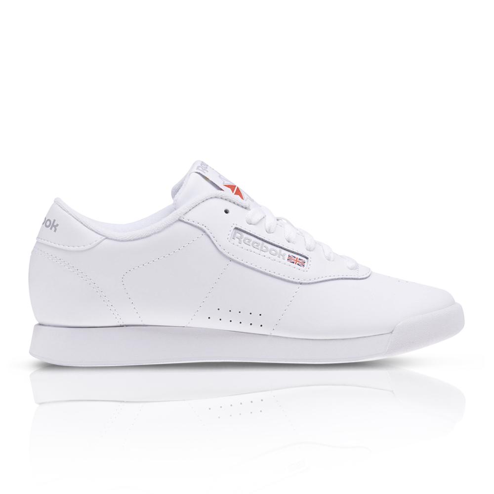 37b5890c789fd6 Reebok Women s Princess White Sneaker. 061028AAEM9