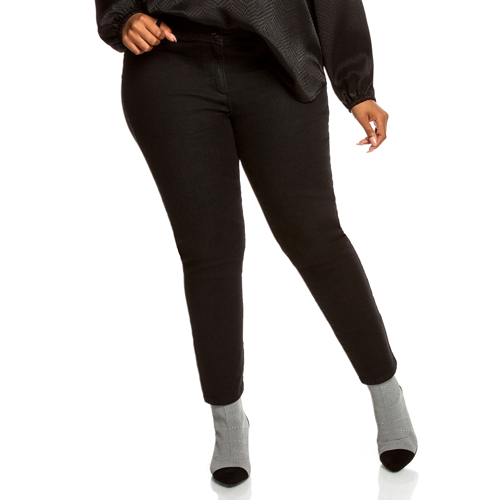 792c037d1 Thola's Lift & Shape Skinny Jeans - Black. 100005AADI2