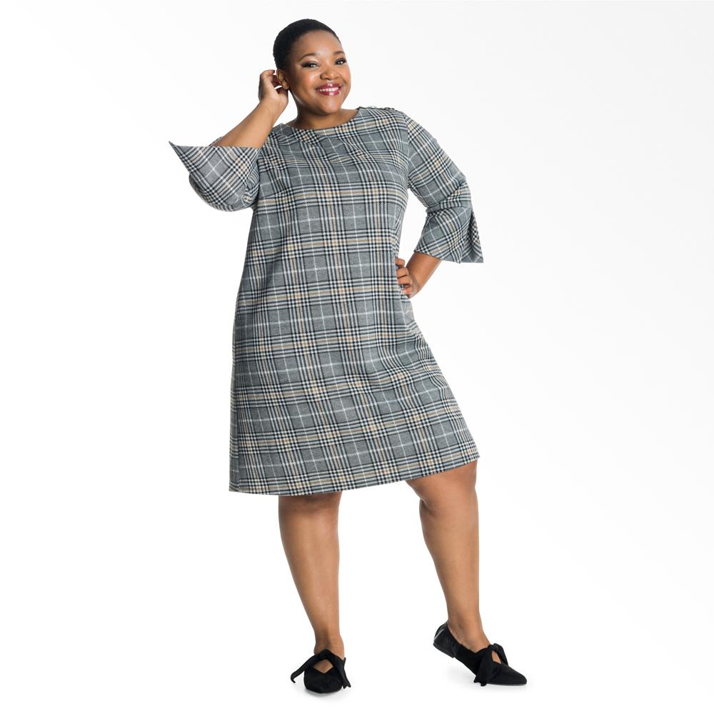 f7587e3891c Smart Knee Length Dresses - Data Dynamic AG