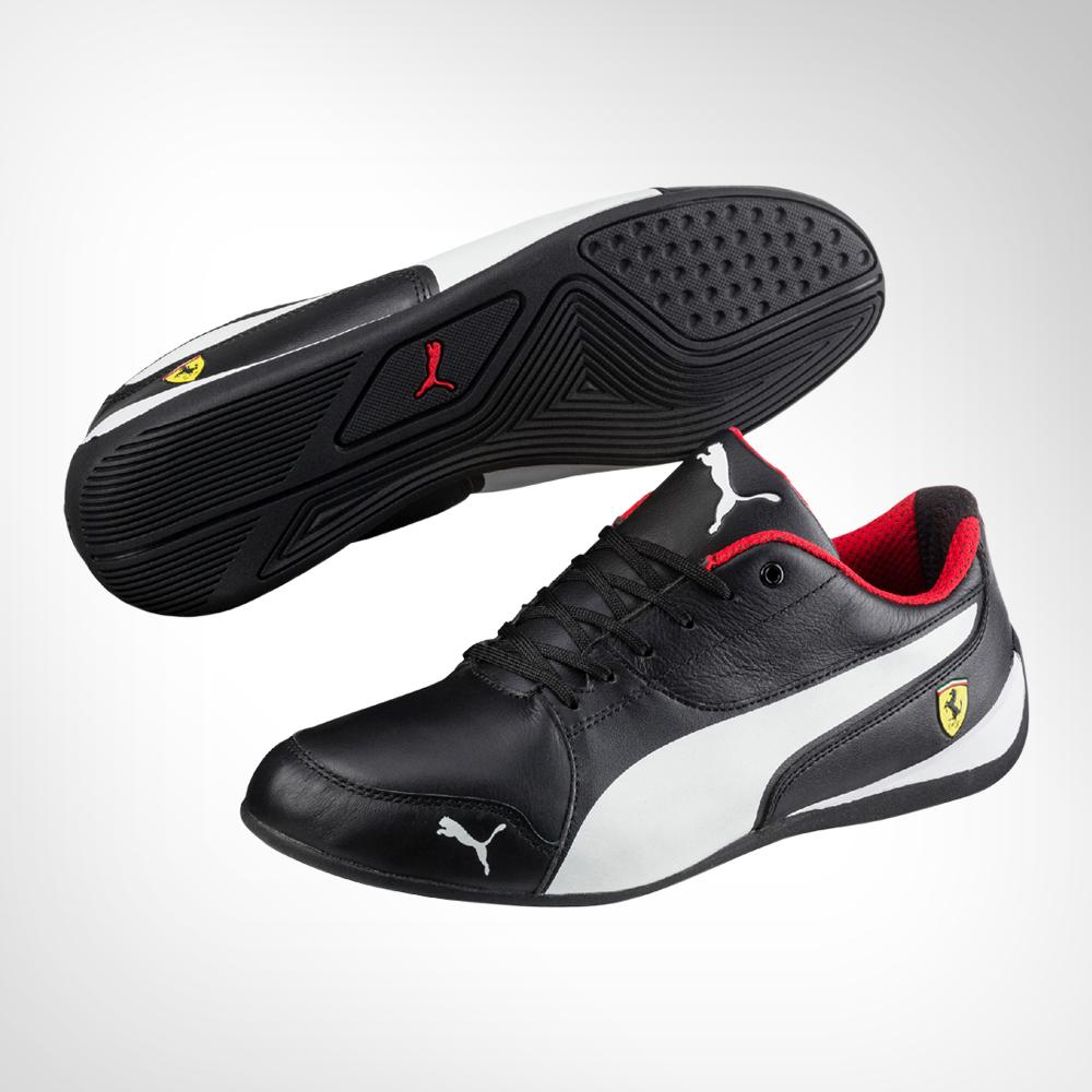 ede4d9b0666 canada mens puma scuderia ferrari driftcat 7 black shoe. 139244aafb8 9c216  ca805