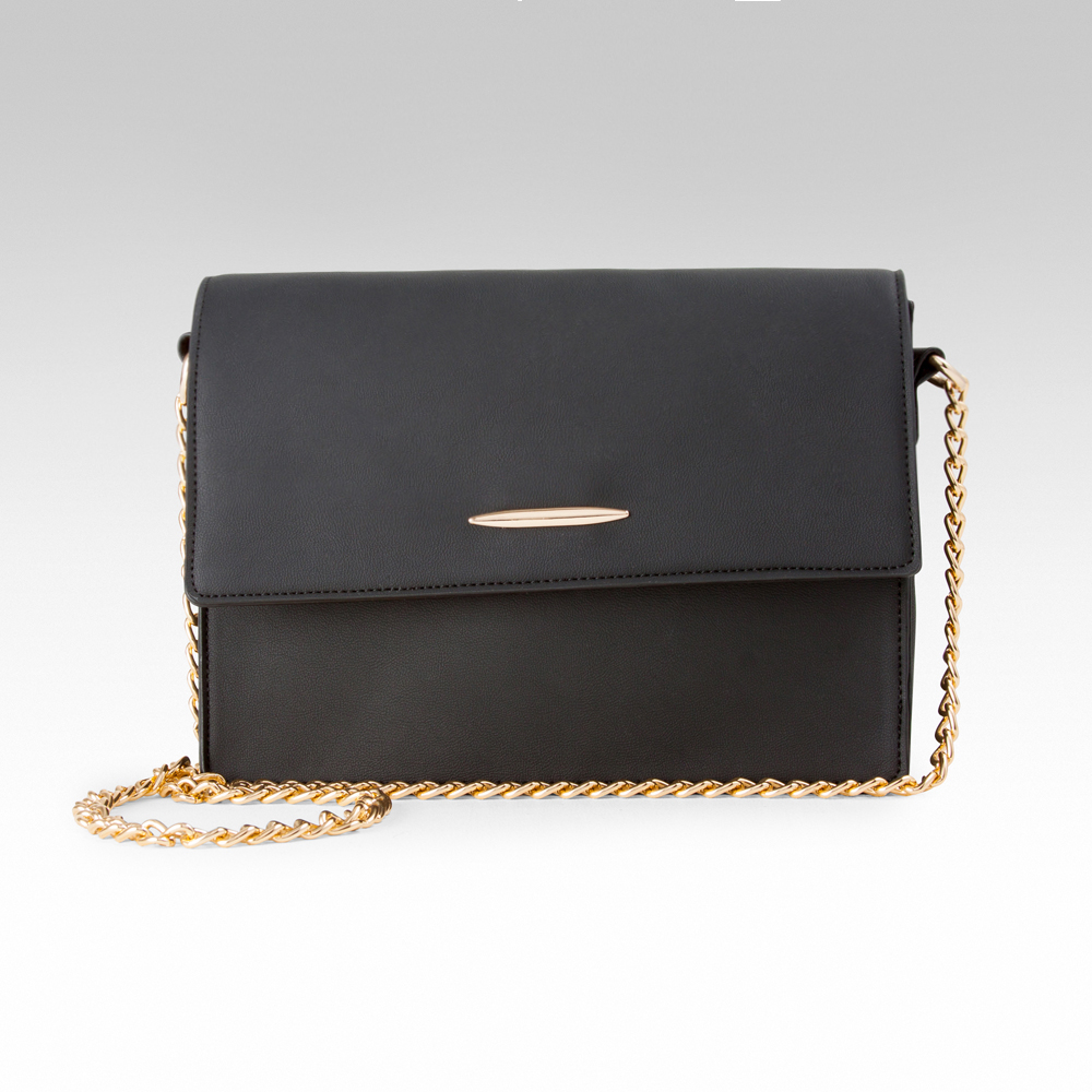 6c2309ce63 Gold Chain Crossbody Bag