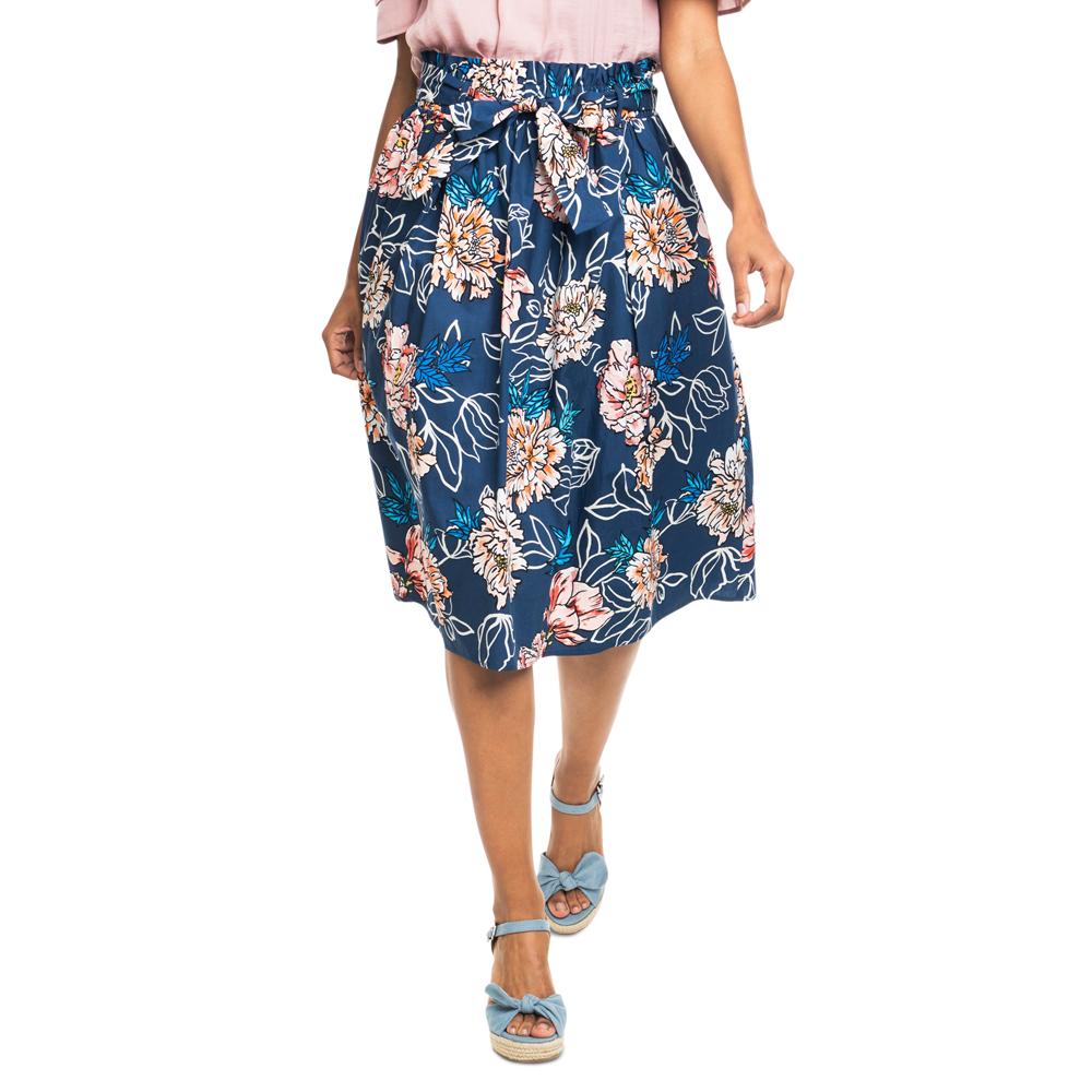 72cb63d3548a1 Duesouth Paperbag Waist Skirt