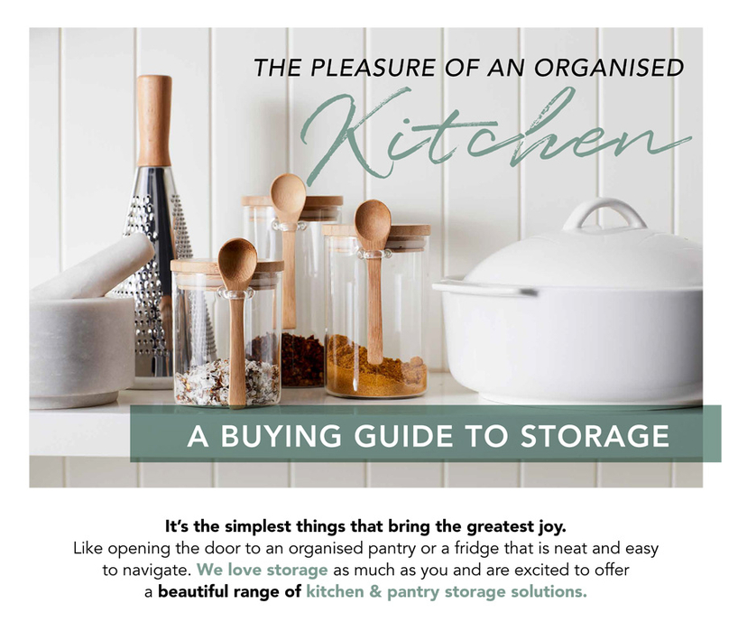 A BUYING GUIDE TO STORAGE