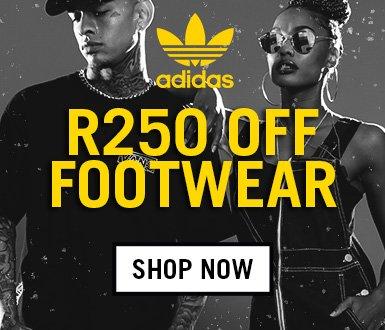 R250 Off adidas Originals Sneakers