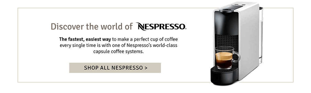 Shop Nespresso Machines