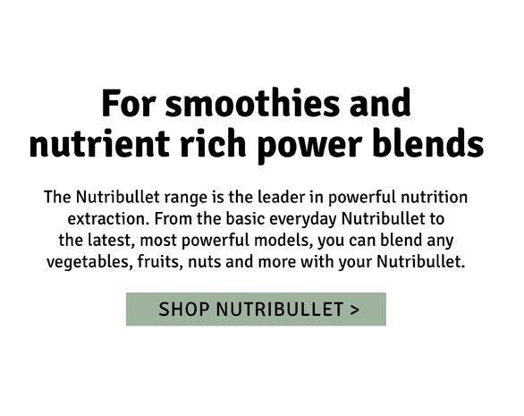 Shop Nutribullet