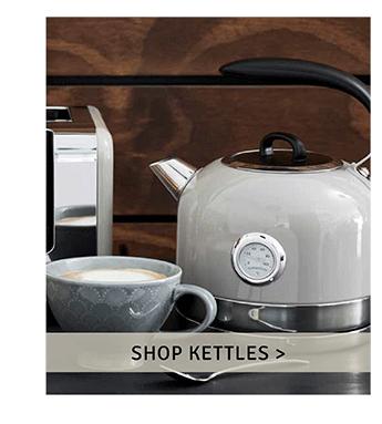 Shop kettles