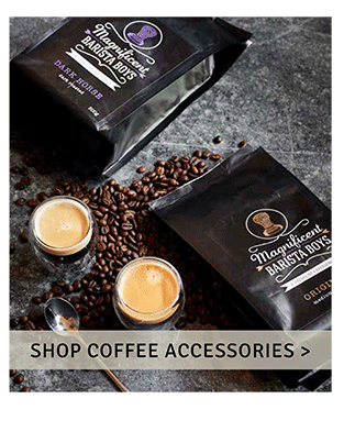 Shop coffee accessories