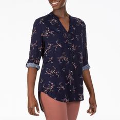 968cb6df55cb3 Women s Floral Utility Shirt