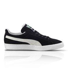 bcff7d7557b5 Show more · PUMA Men s Suede Classic + Black White Sneaker