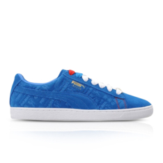 d2219553b9f7 Show more · Puma Men s Suede Classic Paris Blue Sneaker