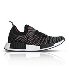 Show more · adidas Originals Men s NMD R1 Stealth Primeknit Black Sneaker 98114a9c5
