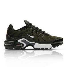 b0b7e86d3807 ... free shipping nike junior air max plus olive green black sneaker 9f3b2  66648