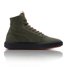95a105271d3087 Puma Men s Breaker Fight or Flight Hi Olive Green Khaki Sneaker