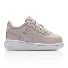 newest f6189 65aa1 Nike Toddlers Air Force 1 SS Pink Sneaker