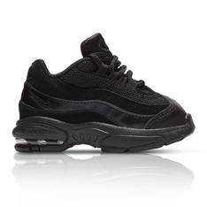 meet 43523 2b9f3 Nike Toddlers Air Max 95 Black Sneaker