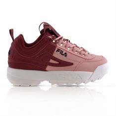 66930cc6bc7 Show more · Fila Women s Disruptor II Premium Split Pink Sneaker