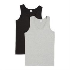 Jockey Men S 2 Pack Athletic Vests