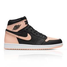 436b01da243909 Show more · Air Jordan Men s Retro 1 High OG Black Sneaker