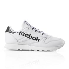 87cd4fcc440d7 Show more · Reebok Women s Classic Leather White Black Sneaker