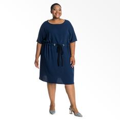 Plus Size | Smart Shift Dress