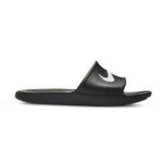 3f0e3080ae5d Men s Nike Kawa Black White Slide