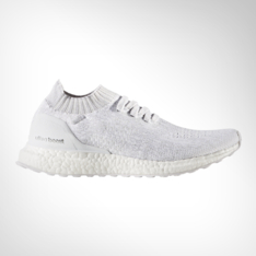 2a68226aa Women s adidas Ultra Boost Uncaged Grey White Shoe