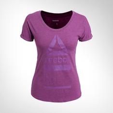 7c80302f475b6 Women s Nike Flex Essential TR Black White Shoe. R 999.95. Women s Reebok  Graphic TB Purple Tee