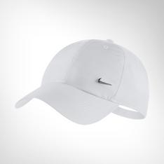 79be48bea299c Nike Sportswear Metal Swoosh Heritage86 White Cap