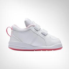 b77452c329 Infants Nike Pico 4 White/Pink Shoe