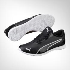 8aba3fb923c1fb Women s Puma Vega SL Black Shoe