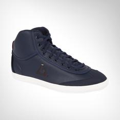 9bd02126e3e3 Men s Le Coq Sportif Provencale Mid Craft PU Navy Shoe