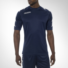 d0623a0c4 Men s Kappa Zexes White Blue Marine Team Kit