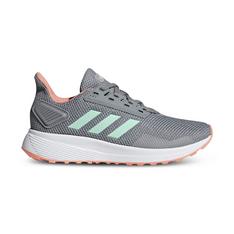 ba720df8bd5 Junior Pre-School adidas Duramo 9 Grey Green Coral Shoe