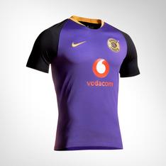 8132b1a954c Men s Nike Kaizer Chiefs 2018 19 Away Replica Jersey