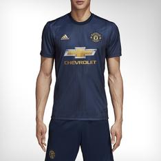 17814e58d Men s adidas Manchester United Replica Third Jersey