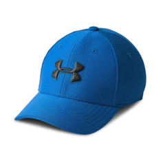 d8f34c414ec Boy s Under Armour Blitzing 3.0 Royal Blue Cap