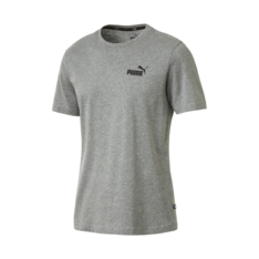 c3d97e1e5507 Men s Puma Essential Small Logo Grey Crew Neck Tee