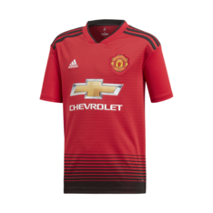 3b4a26f52 Men s adidas Manchester United Home Pre-Match Jersey
