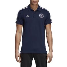 ed5386824 Show more · Men s adidas Manchester United 3-stripes Navy Polo Shirt