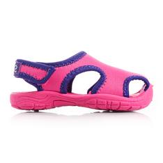 Infants 1982 Pink Purple Aqua Sock Shoe