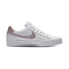 buy online f4b9b fba58 Women s Nike Court Royale AC White Pink Shoe