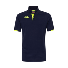 b138534bd969 Men s Kappa Player Abaing 2 Navy Football Polo