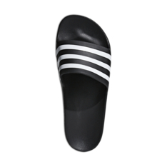 bf519c39b Show more · Women s adidas Adilette Aqua Black White Slide